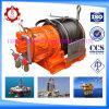 8 톤 API/CCS/BV/ISO/Ce/Atex에 의해 승인되는 근해 공기 Tugger 윈치