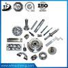 アルミニウムのOEMそしてカスタマイズされた製造の機械装置部品か鋼鉄または黄銅または鉄