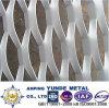 El acoplamiento ampliado aluminio de la construcción, PVDF cubrió el acoplamiento ampliado