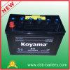 La qualità 12V70ah ricaricabile N70 di Koyam acida al piombo asciuga l'accumulatore per caricato di automobile con lo standard di JIS