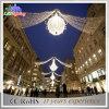Skyline des Feiertags-im Freien Projekt-IP68 dekorativ über Straßen-Motiv-Licht
