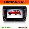 do '' carro DVD dois-RUÍDO 6.2 com o opcional assistente do estacionamento do BT RDS iPod/GPS/TMC (HM-8046G)