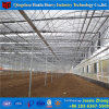 紫外線保護農業のためのポーランドのプラスチックアーチの温室
