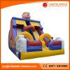 2018/juguetes inflables castillo inflable saltando de diapositivas en seco (T4-228)