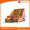 De openlucht Dia van het Stuk speelgoed van de Apparatuur van het Spel van het Jonge geitje van de Speelplaats opblaasbare Springende (T4-312)