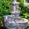 Meubilair van de Binnenplaats van de Decoratie van het Huis van het Terras van de Gootsteen van de Zwabber van de Tapkraan van de Pool van de Zwabber van het Bassin van de Was van de Steen van het Graniet van de steen het Marmeren Openlucht