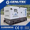 Звукоизоляционный генератор дизеля двигателя 120kVA Cummins 6BTA5.9-G2