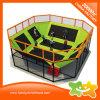 Il nuovo arrivo scherza la base professionale del trampolino di forma fisica dell'interno da vendere
