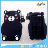 5/6/7/PlusのiPhoneのための美しい熊本の形のシリコーンの電話箱