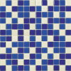 Made in China mosaico de cristal (VMG4006, 300x300mm)