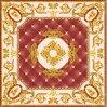 Zibo dekorativer goldener Polierkristall auf Lager (BDJ60173-10)