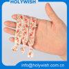 Impreso en cinta de poliéster elástico accesorio del pelo de la muchacha