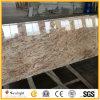 Countertop van de Keuken van het Graniet van India Shivakashi Gouden Plakken
