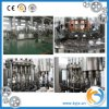 Автоматический малый завод машины завалки воды стеклянной бутылки Capactiy