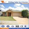 Casa quente do Prefab da construção de aço da luz do material de construção da venda