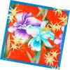 Шарф повелительницы Цветка Printed Квадрата Шелка способа (HC1302-4)