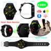 La montre 3G intelligente à la mode la plus neuve avec le moniteur du rythme cardiaque K98h