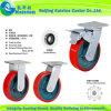 Kaiston fabricó las ruedas del echador del poliuretano