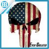 Autoadesivo del contrassegno del vinile delle decalcomanie della bandiera americana del cranio del Punisher