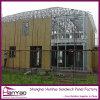 Almacén prefabricado de la casa prefabricada de la casa de la estructura de acero