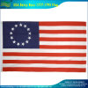 역사 미국 Betsy Ross 1777-1795 깃발 (J-NF05F09100)