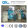 Rango vertical de tres a cinco etapas compresor de pistón de nitrógeno de lubricación de agua