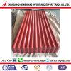 Revêtement de toiture en métal Alu-Zinc panneau de toiture en tôle de toit ondulé galvanisé