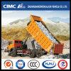 Beiben / HOWO / FAW / JAC / Foton / Auman / Shacman 6 * 4 Caminhão de elevação dianteira com parede lateral alta