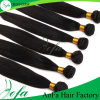 2018 new Style Silky Straight Virgin Straight humanly Hair Weft