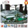 Tenda trasparente di lusso della tenda foranea di cerimonia nuziale delle 500 genti in Europa sulla promozione