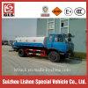 Carro del tanque de agua de Dongfeng 10000L del alto rendimiento 170HP Europa 3 Rhd