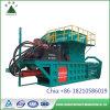 Presse hydraulique horizontale carton Machine/déchets de papier/carton déchets Appuyez sur la ramasseuse-presse d'emballage