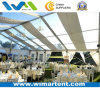 шатер PVC 15mx30m алюминиевый прозрачный для венчания партии