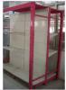 Uruguay&#160のための金属Supermarket Shelf Cold Steel Powder Coating;  Market