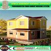 건축 용지 Prefabricated 강철 목조 가옥을%s 휴대용 모듈 집