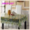 Tablecloth transparente Semi-Impresso PVC na venda por atacado do rolo