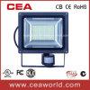 30W luz de inundación de la alta calidad SMD5730 LED con el sensor de movimiento de PIR