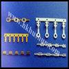 Terminales aislados del anillo de la fabricación china con UL aprobado (HS-DZ-0030)
