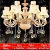 Verlichting van de Tegenhanger van het moderne LEIDENE Kristal van de Kroonluchter de Decoratieve