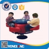 2015happy Safety Funny Recycle Plastic Swivel Chair (YL-ZY005)