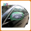 indicador decorativo de encargo de la cubierta del espejo de coche de la Navidad de los 33*30cm