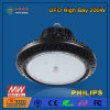 Personalizar 200 a luz elevada do louro do UFO do diodo emissor de luz do watt IP44