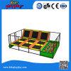 Fabrik-Preis-Unterhaltungs-Trampoline-Geräten-Park, kleine Trampoline