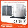 Vide de vaisselle métallisant la machine/machine en plastique de métallisation sous vide de vaisselle d'aliments de préparation rapide/machine d'enduit en plastique de la vaisselle PVD