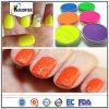Pigmento de néon da pintura do prego, substância corante cosmética fluorescente do prego da alta qualidade