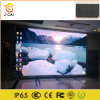 Pared publicitaria de interior de alquiler del vídeo de la cabina P4 LED