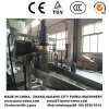 PLC 접촉 스크린 통제를 가진 기계를 재생하는 폐기물 플라스틱 BOPP 필름