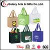 Cesta de la promoción de asas No Tejido regalo bolsa de plástico para la Mujer