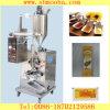 Automatisches Soße-Pasten-Honig-Quetschkissen-füllende Verpackmaschine