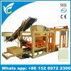 machine à fabriquer des briques de ciment automatique finisseur, enclenchement de la chaussée de la machine de bloc